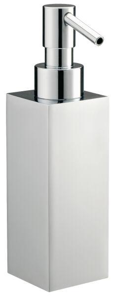 Meubles et accesoires distributeur savon liquide quattro for Distributeur meuble