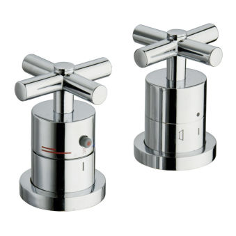Bain douche, bain douche executive thermostatique sur gorge install 25mm