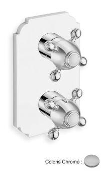 Façade thermostatique PARIGI - XP85251