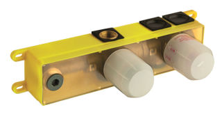 Mécanisme mitigeur corps encastres - PD14751