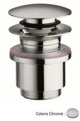 Bonde laiton  up&down®  pour vasques  sans trop plein VIDAGE - UD83051