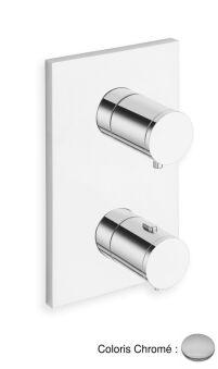 Façade thermostatique TRIVERDE - XT85251