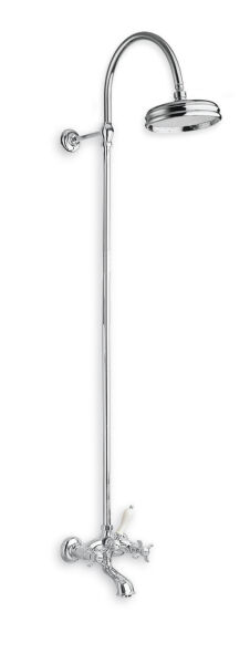 colonne bain douche chambord retro complete chrome achat vente ondyna ch17251. Black Bedroom Furniture Sets. Home Design Ideas