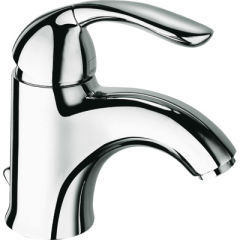 Lavabo acquario sans poignee chrome + vidage*