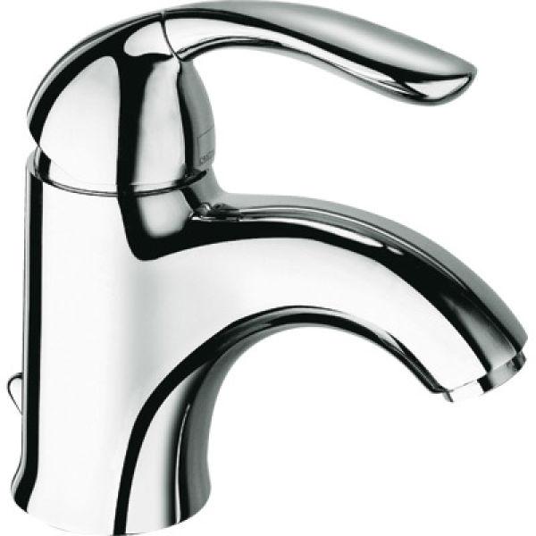 Lavabo acquario sans poignee chrome vidage achat for Achat lavabo