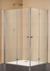 Portes pliantes pour cabine angle 900 multi s 4000 droite PAROIS DE DOUCHE - GFPK900SHLA10