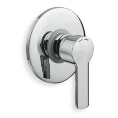 Douche new way encastre complet 1 sortie chrome