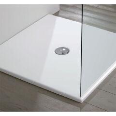 Receveur douche  acrylique blanc 8080h3 antiglisse RECEVEURS - COLA8080A