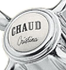 Pastille chaud + bride + bague chambord/parigi chrome - PR3181Q51