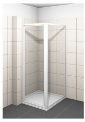 Element lateral 800 prima 2000 glass PAROIS DE DOUCHE - CUS800WEIA10