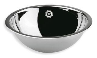 Vasque inox à encastrer VASQUE INOX - VX244