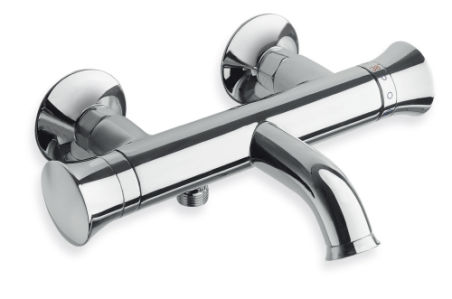 Bain douche thermostatique FONTANA - FN15751
