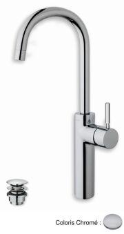 Mitigeur lavabo bec haut TRIVERDE - TV22951