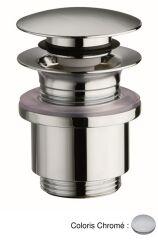 Bondes laiton up&down®  pour vasques sans trop-plein VIDAGES - BUP0251