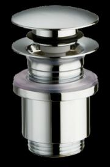 Bondes laiton up&down®  pour vasques sans trop-plein VIDAGE - BUP0351