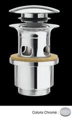 Bondes laiton up&down®  pour vasques avec trop-plein VIDAGE - BUP0851