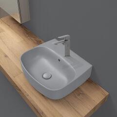 Lavabo céramique suspendu VASQUES - NOLI5059