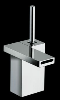 Mitigeur lavabo bec cascade latéral MODUL - MD22051