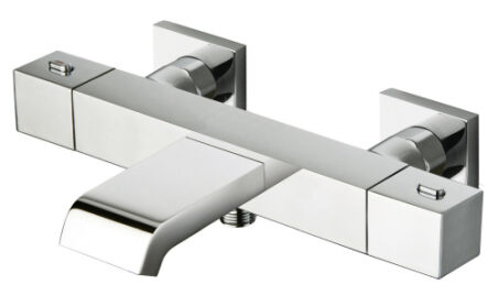 Bain douche thermostatique QUADRI - QD18751
